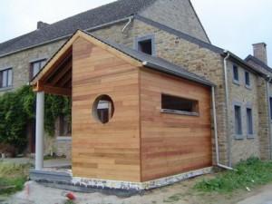 avantage extension bois