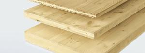 Panneaux bois contrecollé