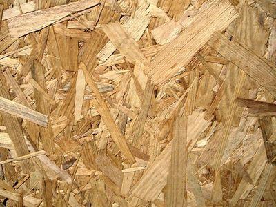 Panneaux de particules orient es osb bois extensionbois extension - Panneau de particule ...