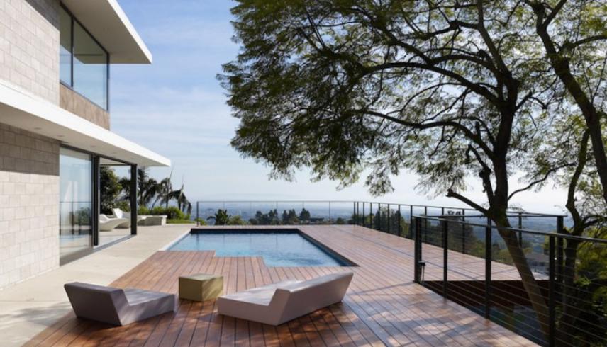 Terrasse en composite Neowood