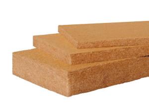 Panneaux de fibres isolants