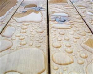 traitement thermique des bois